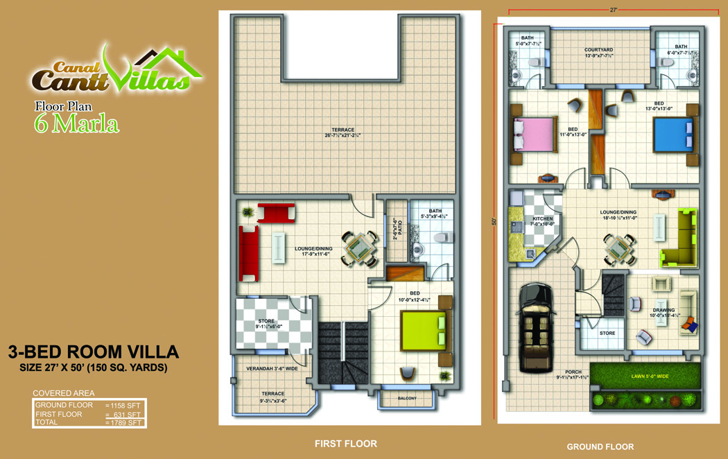 marla 3 bedroom 6 marla 5 bedroom contact us